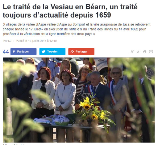 article-Le-traité de la Vesiau-France3-july 2016